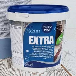 Клей для підлоги і стін Kiilto Extra 1л