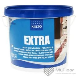 Клей для підлоги і стін Kiilto Extra 3л
