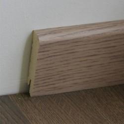 Плінтус шпонованний Pedross Oak D020014 Varnished 70х15