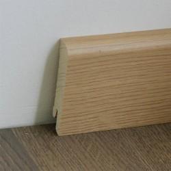 Плінтус шпонованний Pedross Oak D020062 Varnished 70х15