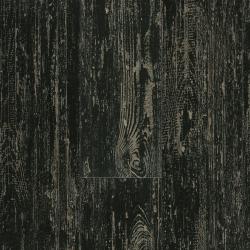 Кварц-вінілова плитка LG Decotile DSW 2367 Сосна крашена чорна